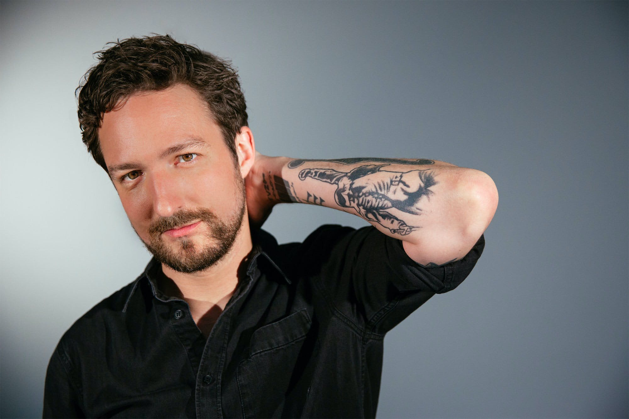 Frank Turner: The 10 Songs That Changed My Life