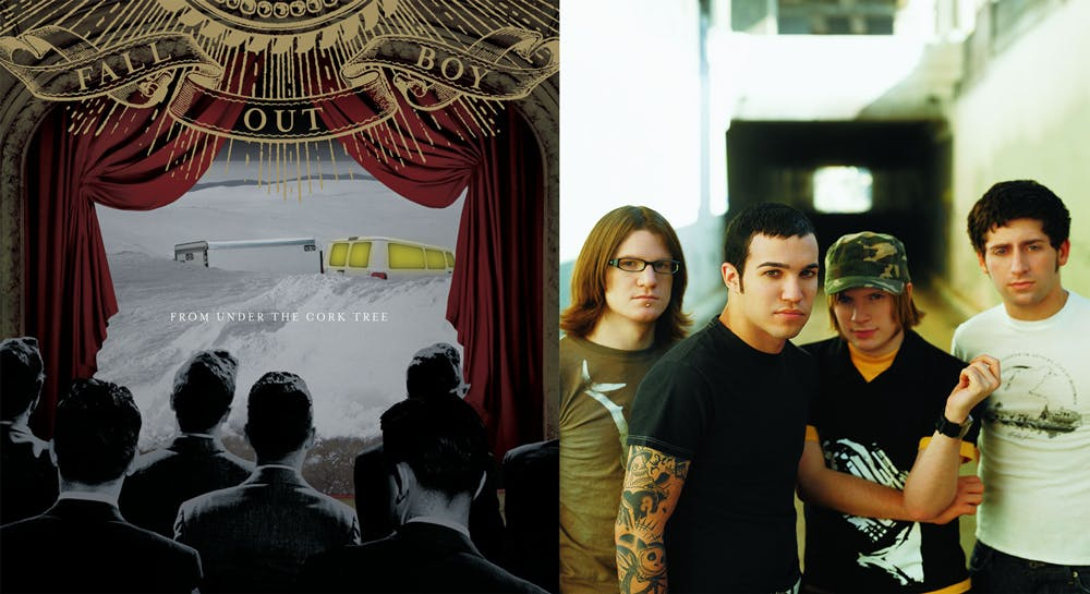 From Under The Cork Tree Fall Out Boy