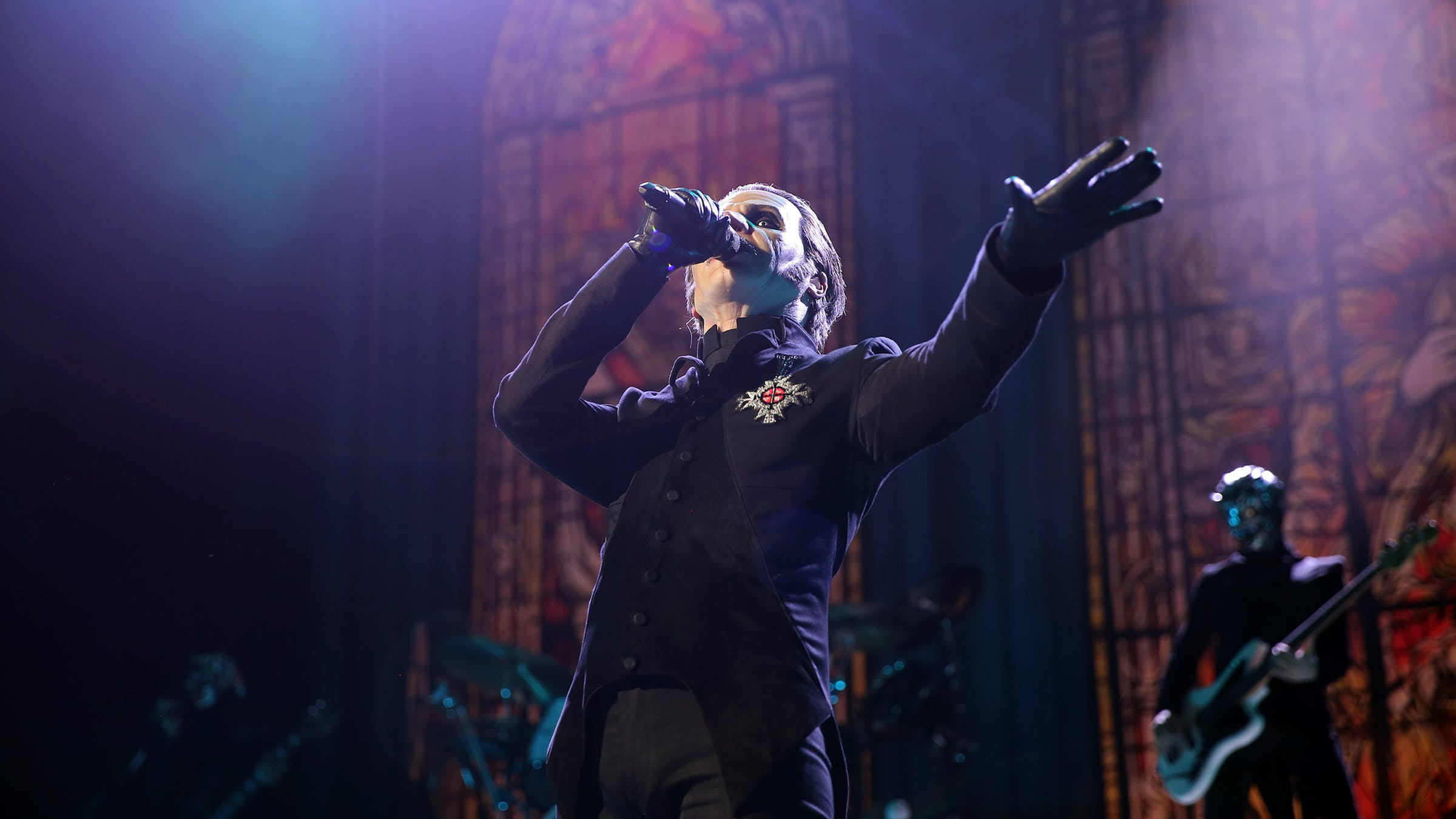 Ghost Bring Their Spectacular Headline Tour To Brooklyn