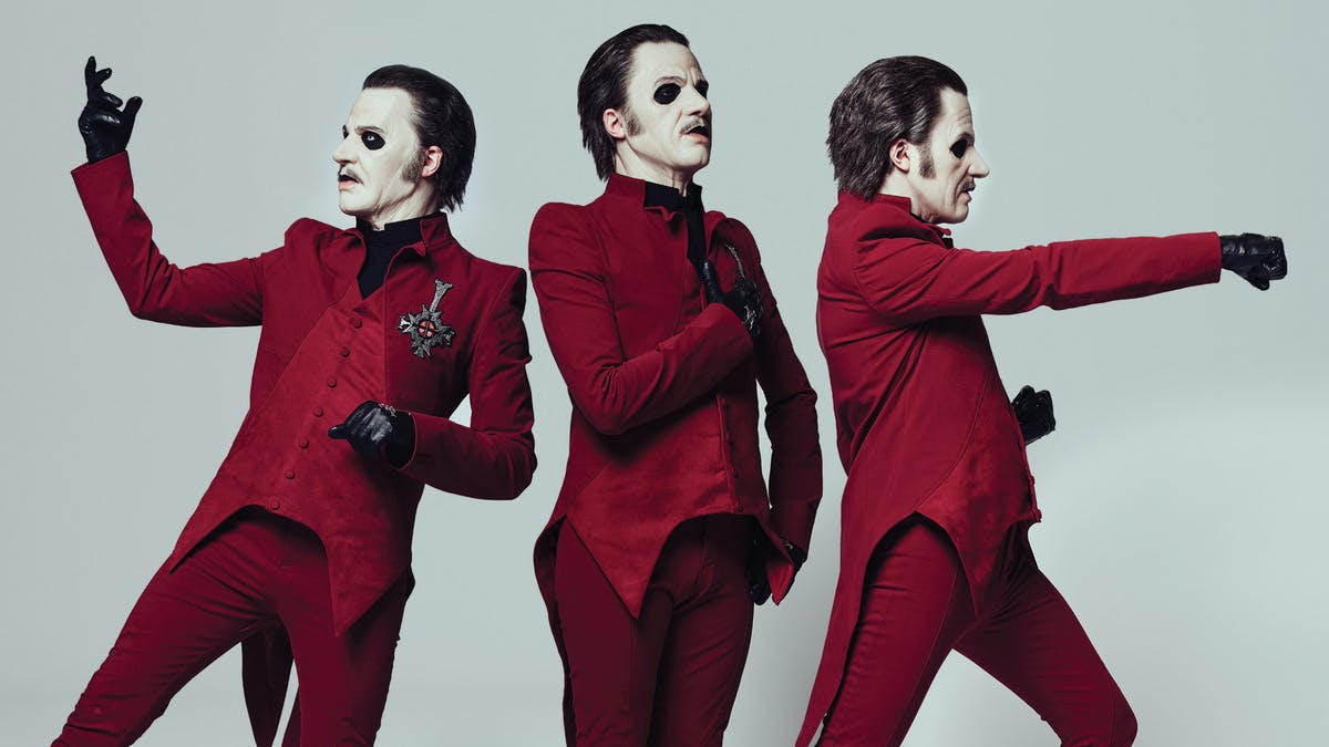 "Ghost's Tobias Forge: ""We're Already Conspiring About The Next Couple Of Years"""