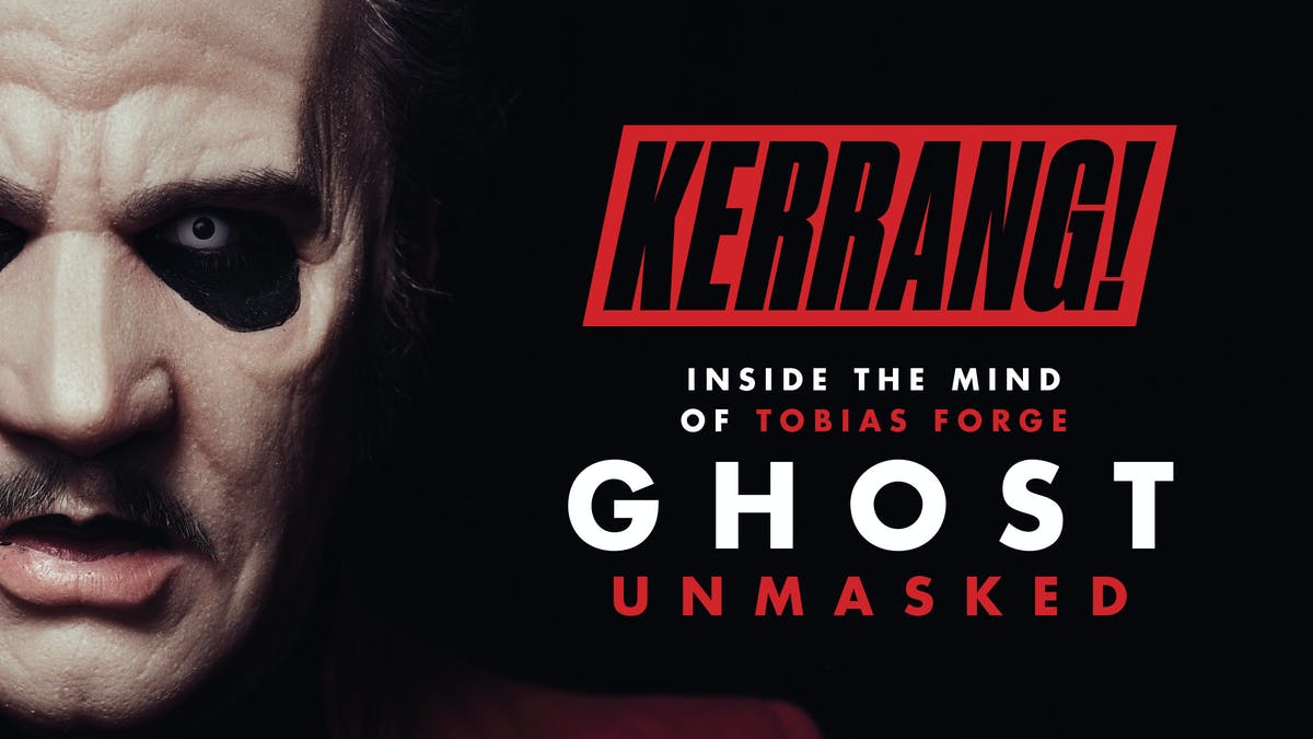 Ghost: Inside The Mind Of Tobias Forge