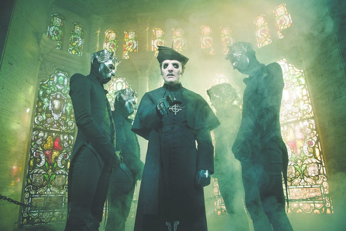 Ghost's Tobias Forge Says There Will Be A Papa Emeritus IV