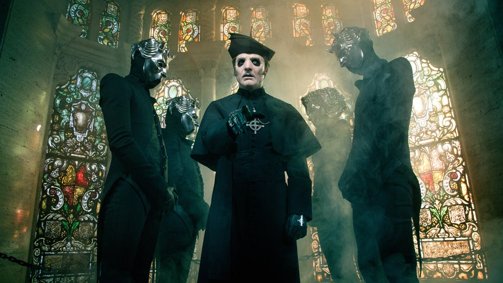 """Ghost's Cardinal Copia Salutes Christmas: """"A Big Thing In My Household"""""""