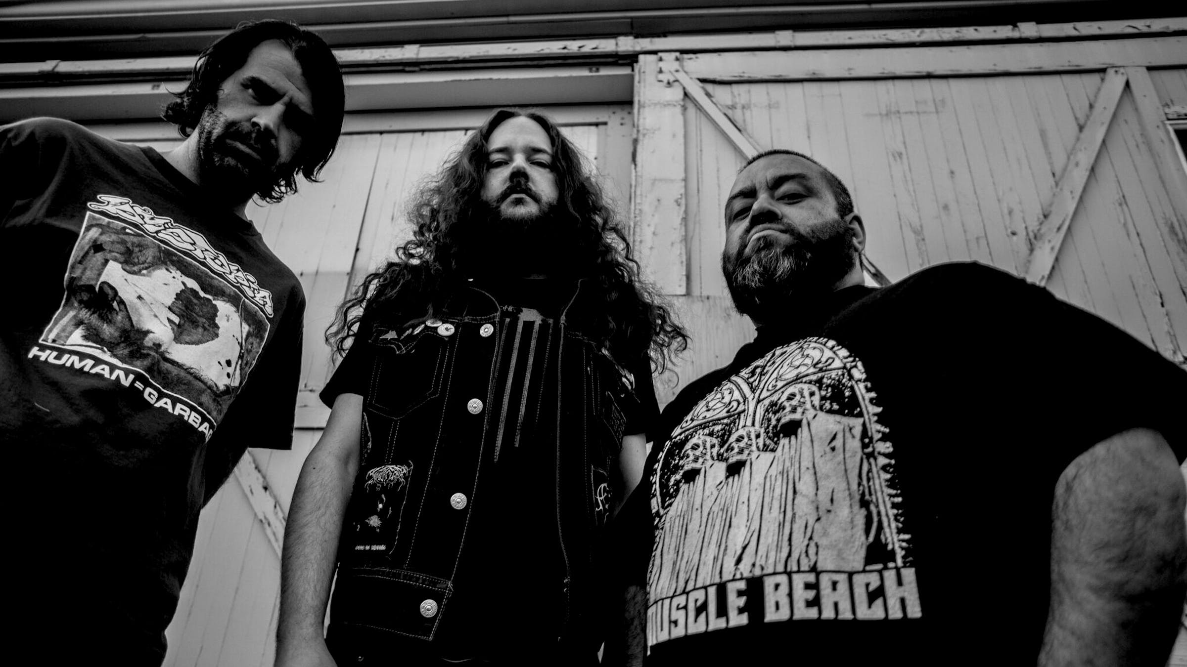 Exclusive Premiere: Glacial Tomb Stream Their Self-Titled Debut Album