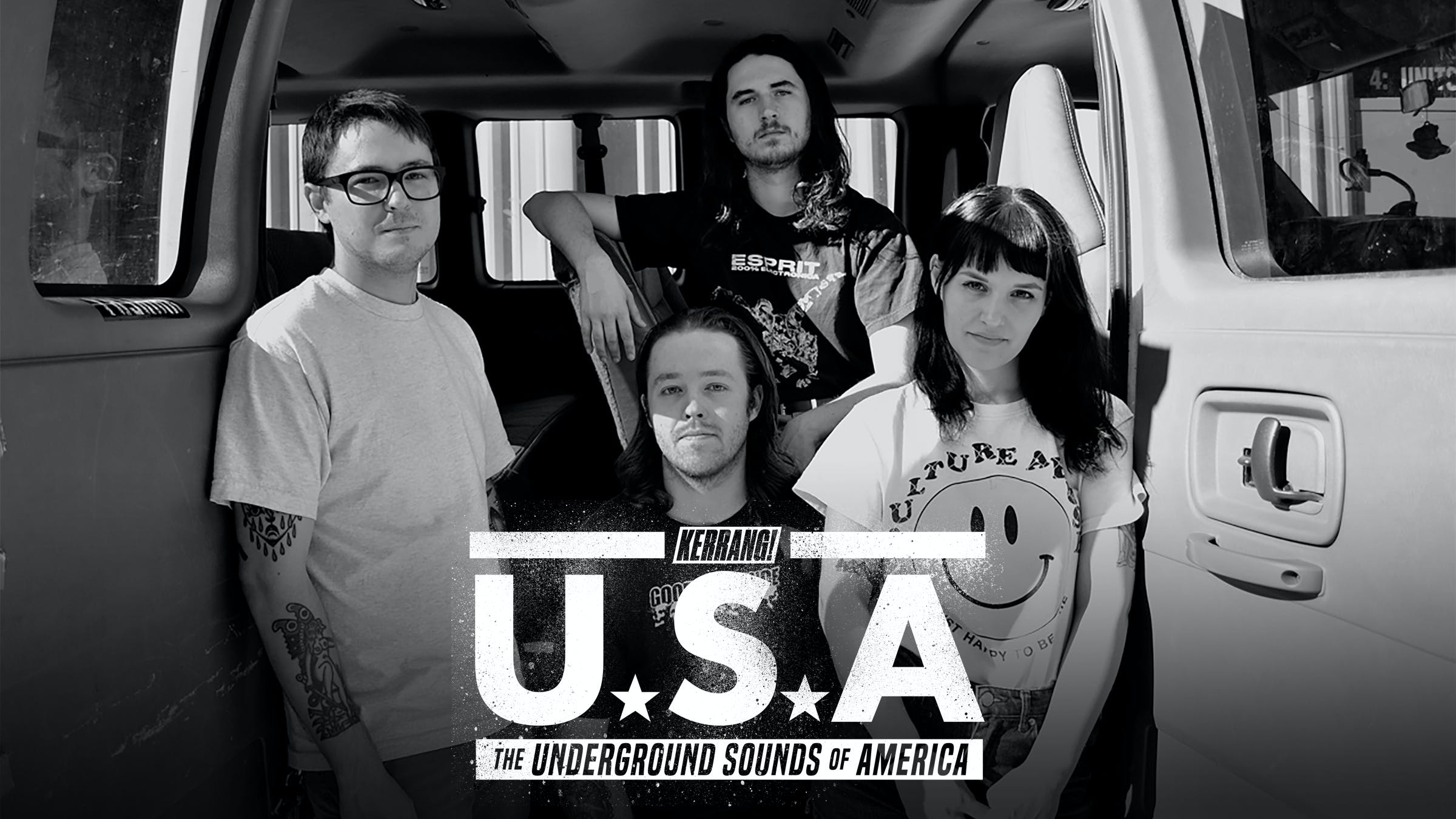 The Underground Sounds Of America: Gouge Away