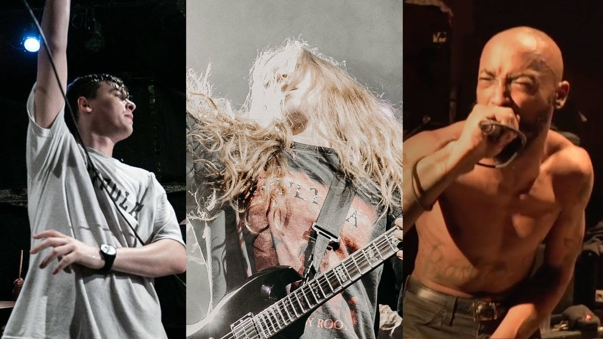 The 10 Greatest Hardcore Frontpeople Right Now — Kerrang!