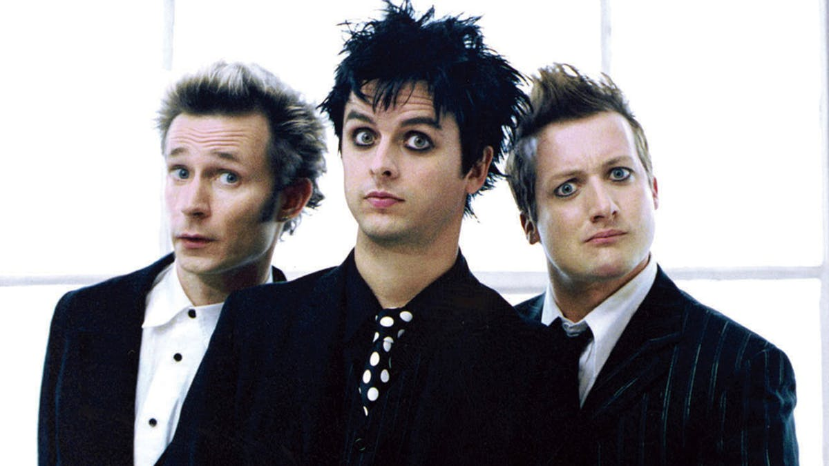Green Day Are Teasing That They're In The Studio