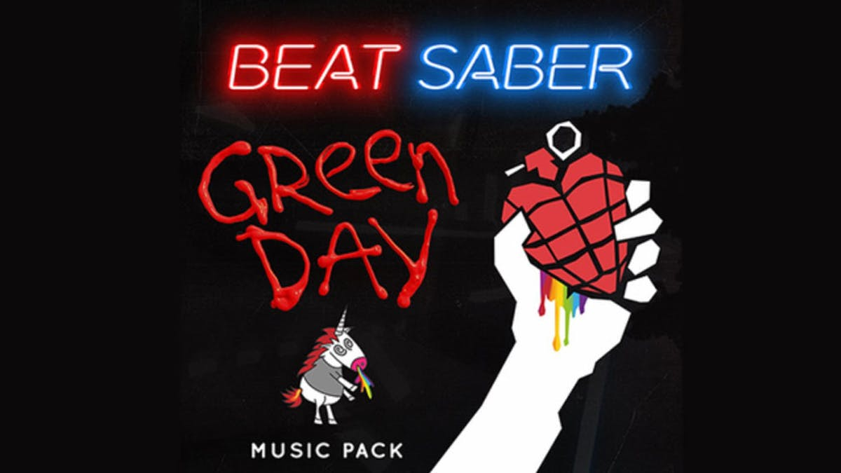 Green Day Have Added Their Own Music Pack To Virtual Reality Game Beat Saber