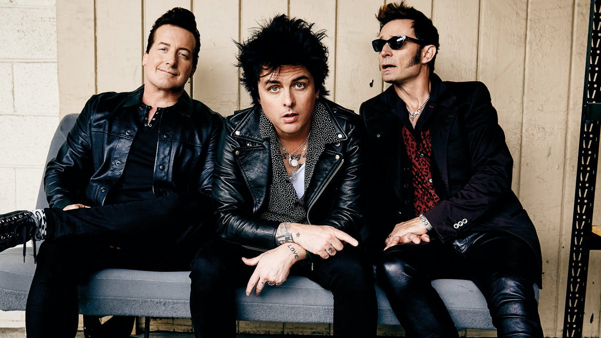 Why Green Day Tore Up Their Own Rulebook With Father Of All... — Kerrang!