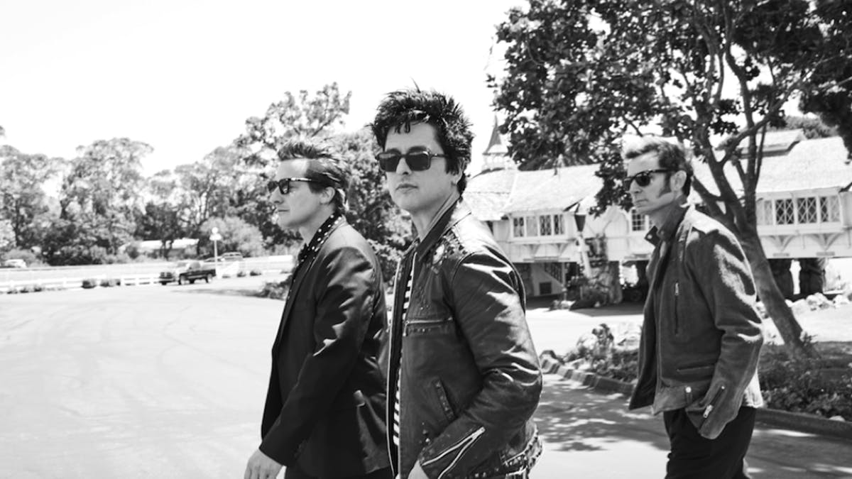 Green Day Have Announced A One-Off European Show Next Month