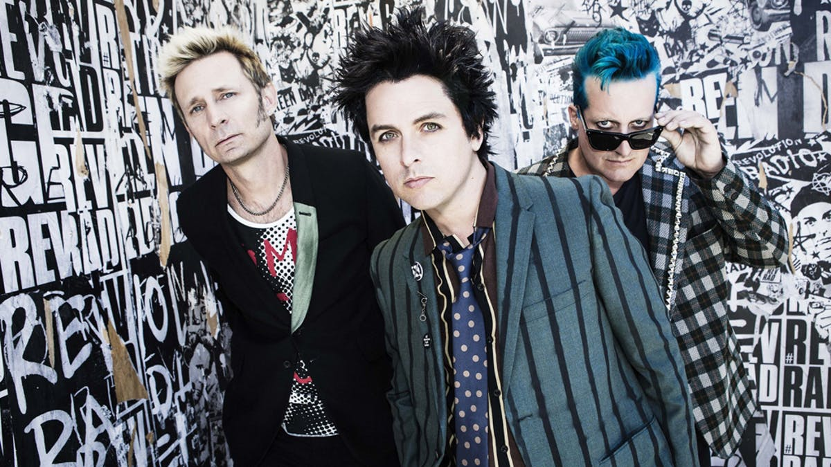 Green Day Are Teasing The Hella Mega Tour With Fall Out Boy And Weezer