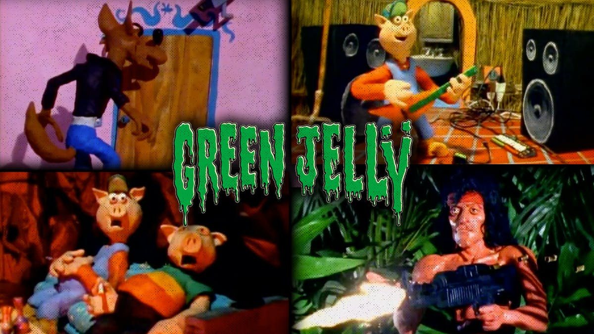 A Deep Dive Into Green Jelly's Three Little Pigs Video