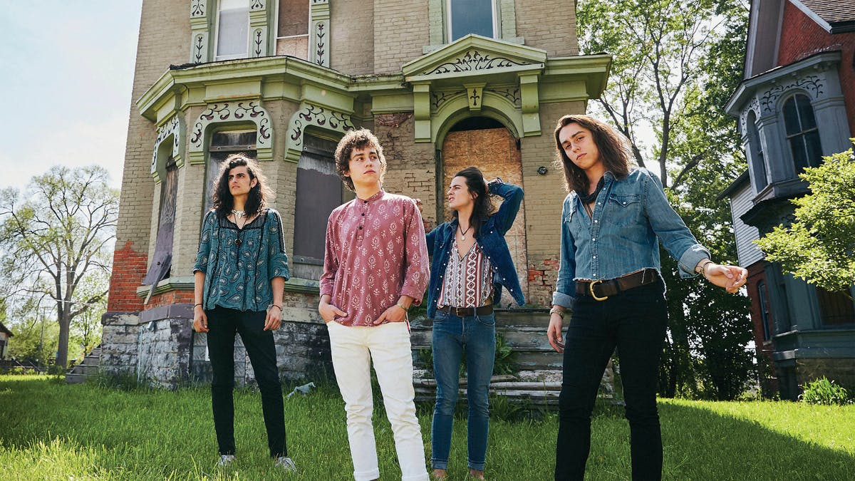 """Greta Van Fleet's New Album WIll Be """"Something Quite Different"""" From Their Debut"""