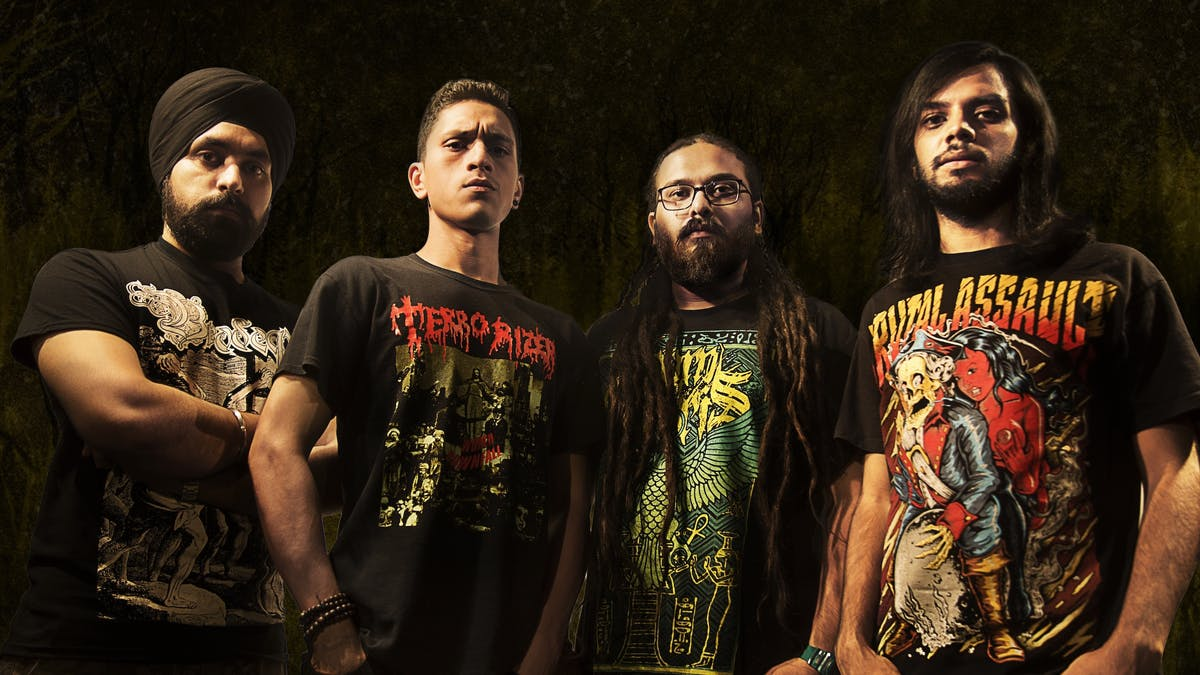 How Gutslit Are Bringing Indian Death Metal To The Masses