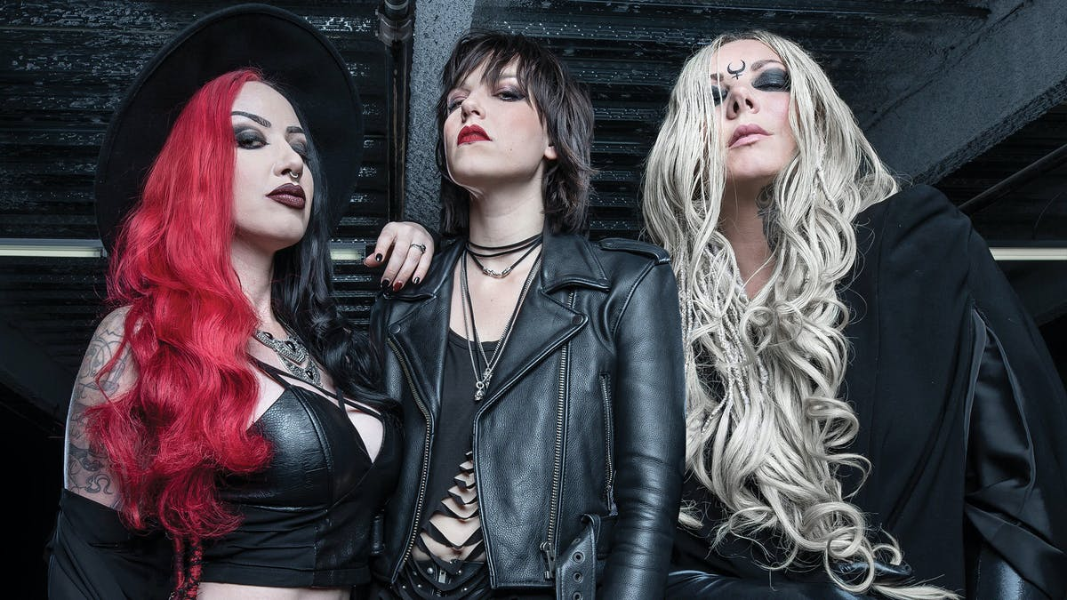 Halestorm, In This Moment And New Years Day Are Inspiring The Next Generation