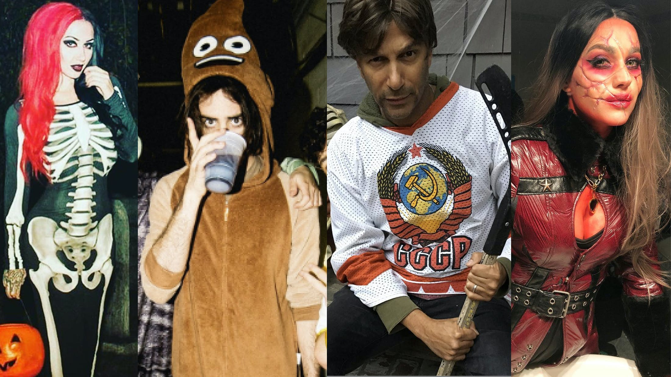 Here's What Some Of Your Favourite Musicians Dressed Up As For Halloween