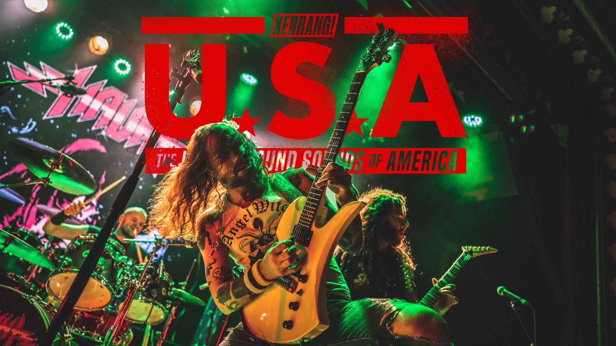 The Underground Sounds Of America: Haunt