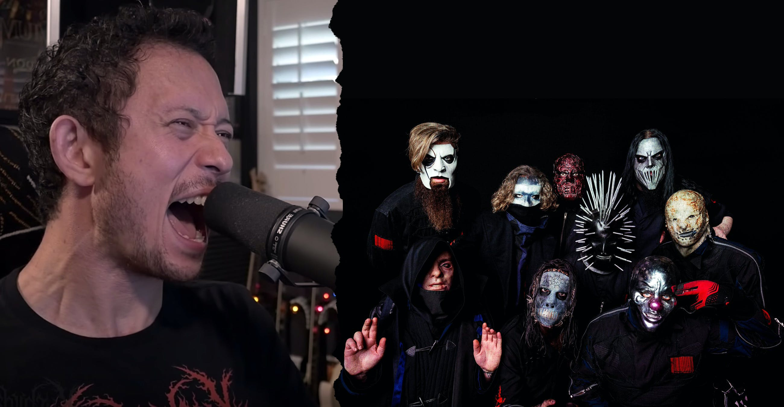 Watch Matt Heafy's Acoustic Cover of Slipknot's Unsainted