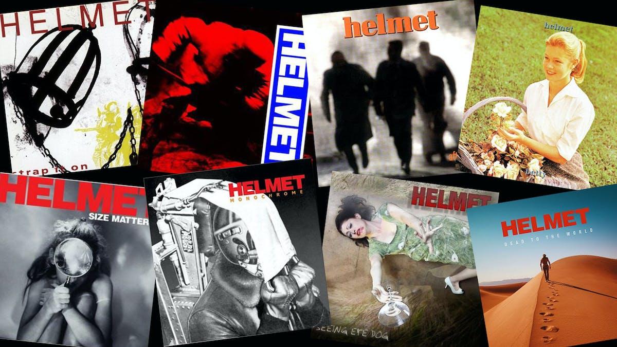 The Great Unsung Heroics Of Helmet, Album By Album
