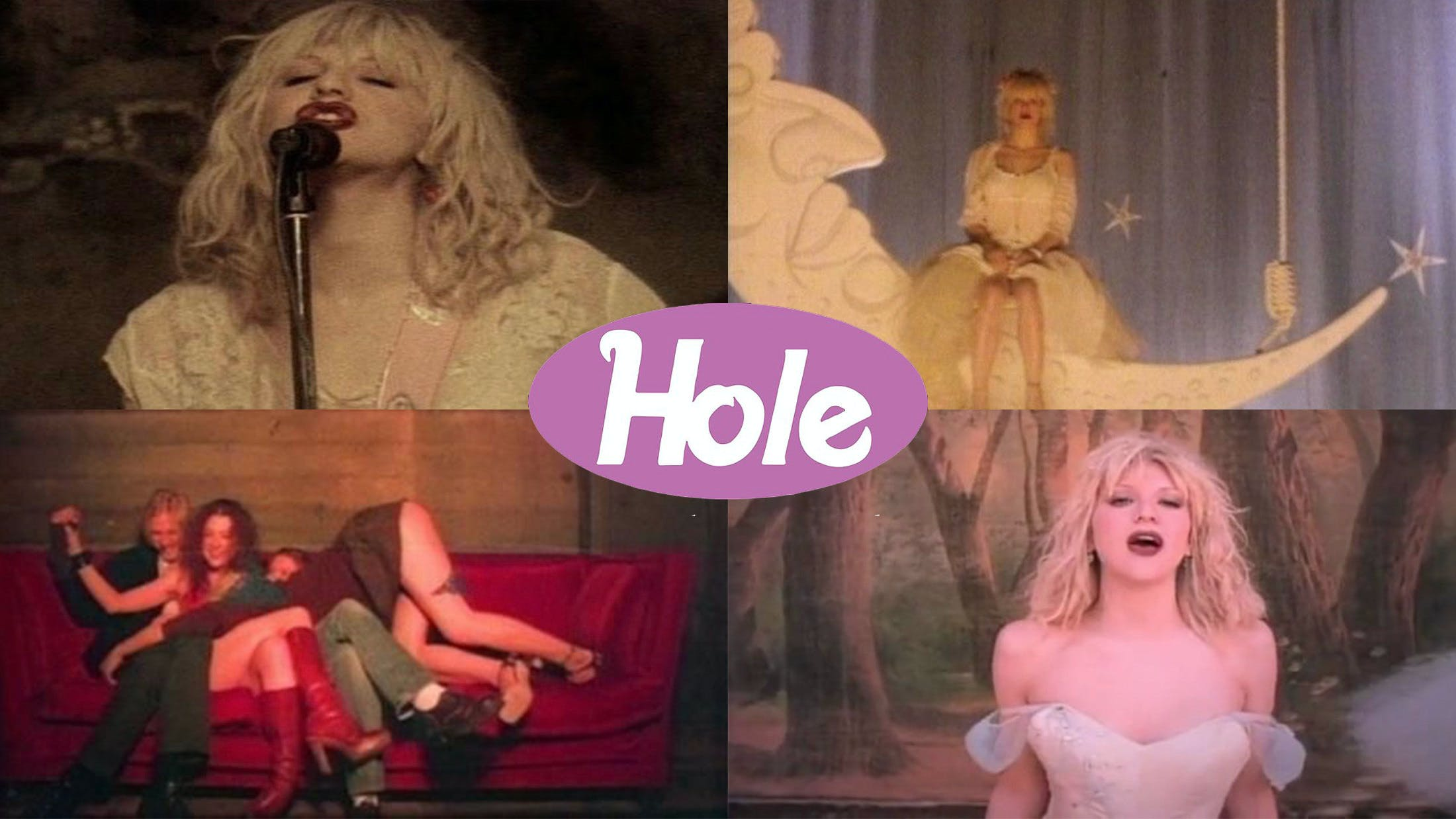 A Deep Dive Into Hole's Video For Violet