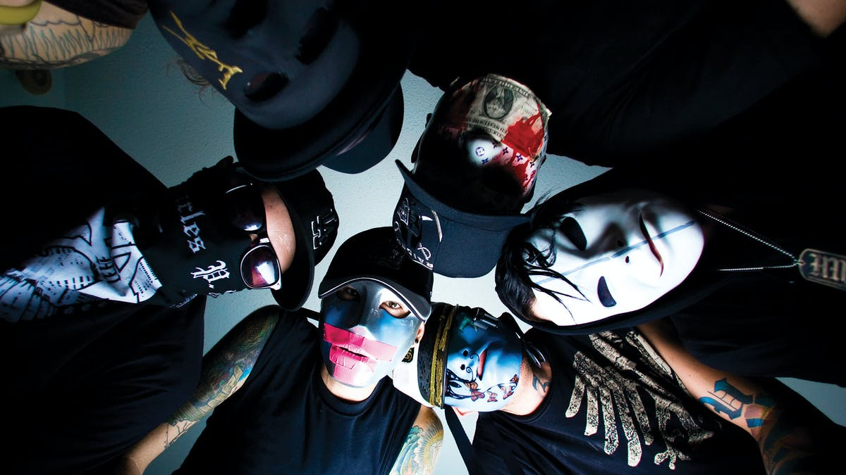 How We Wrote Undead, By Hollywood Undead's Johnny 3 Tears