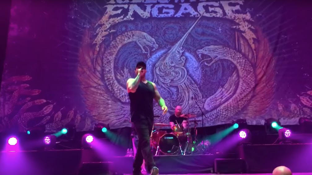 Watch Howard Jones Join Killswitch Engage Onstage For The End Of Heartache