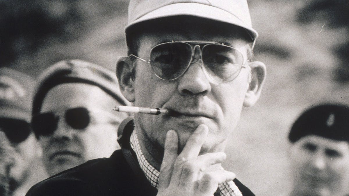 Hunter S. Thompson's Weird And Eternal Impact On Rock Music