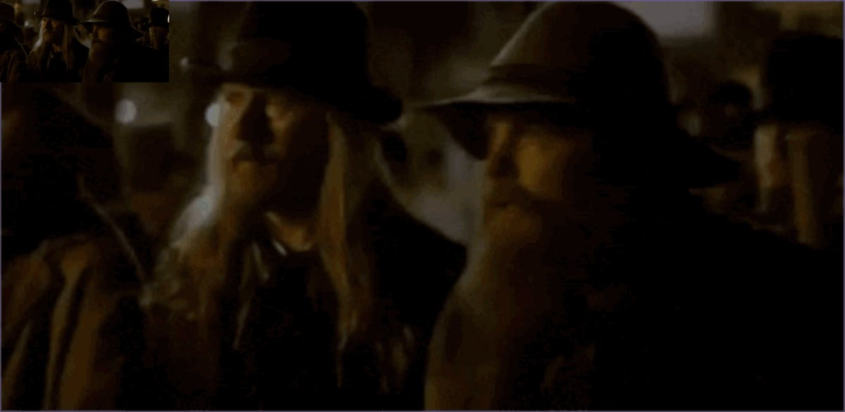 Alice In Chains's Jerry Cantrell Cameos In HBO's Deadwood Movie