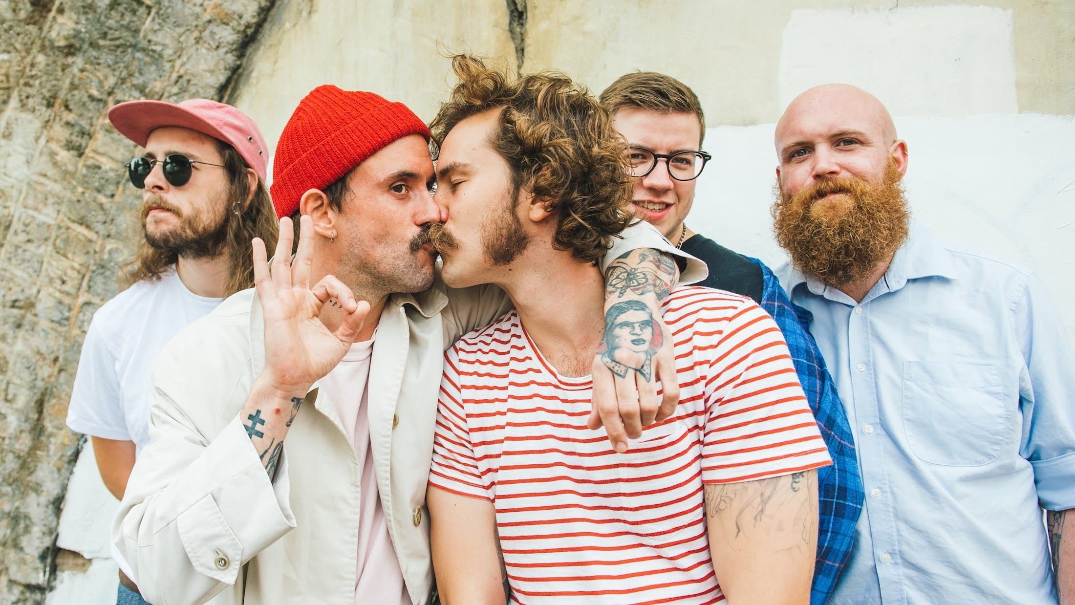 HAPPINESS IS ALL THE RAGE: IDLES' JOE TALBOT ON TOXIC MASCULINITY