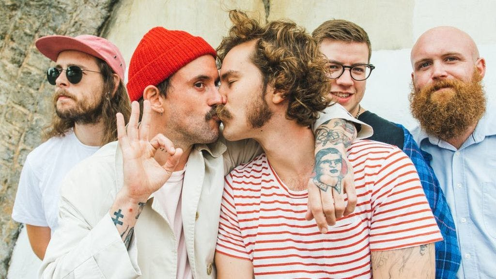 IDLES Release New Song Mercedes Marxist