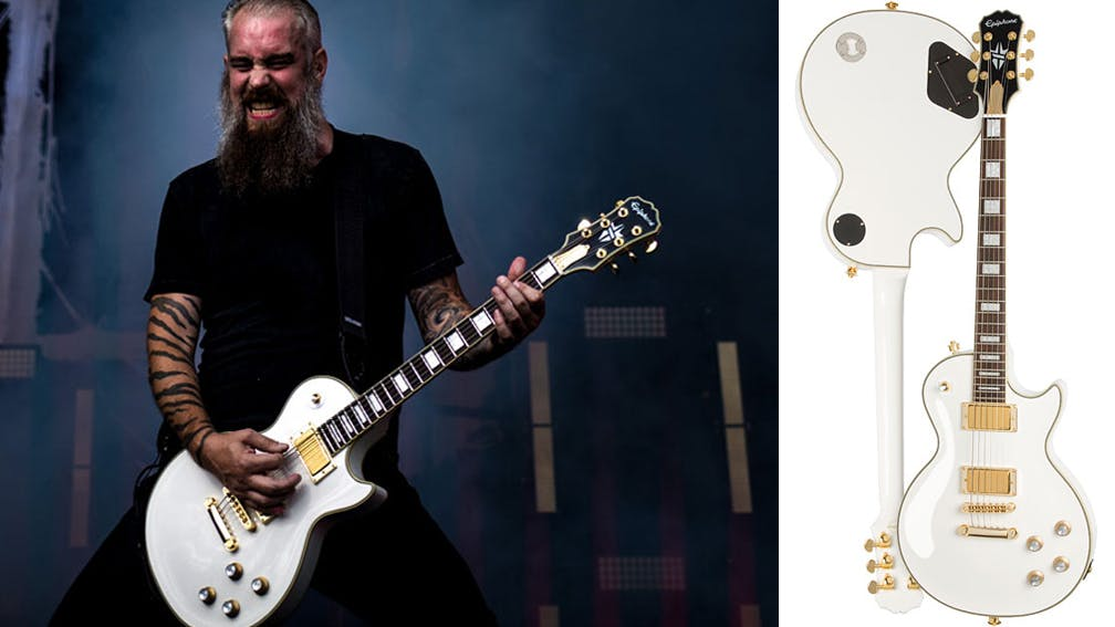 Epiphone And In Flames Have Teamed Up For Some Awesome Competition Prizes