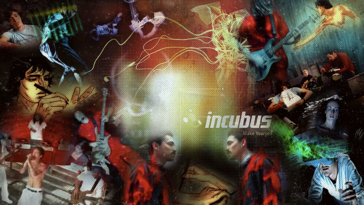 """Instead Of Falling Into Some Subgenre Of Rock, We Created Our Own"": An Oral History Of Incubus' Make Yourself"