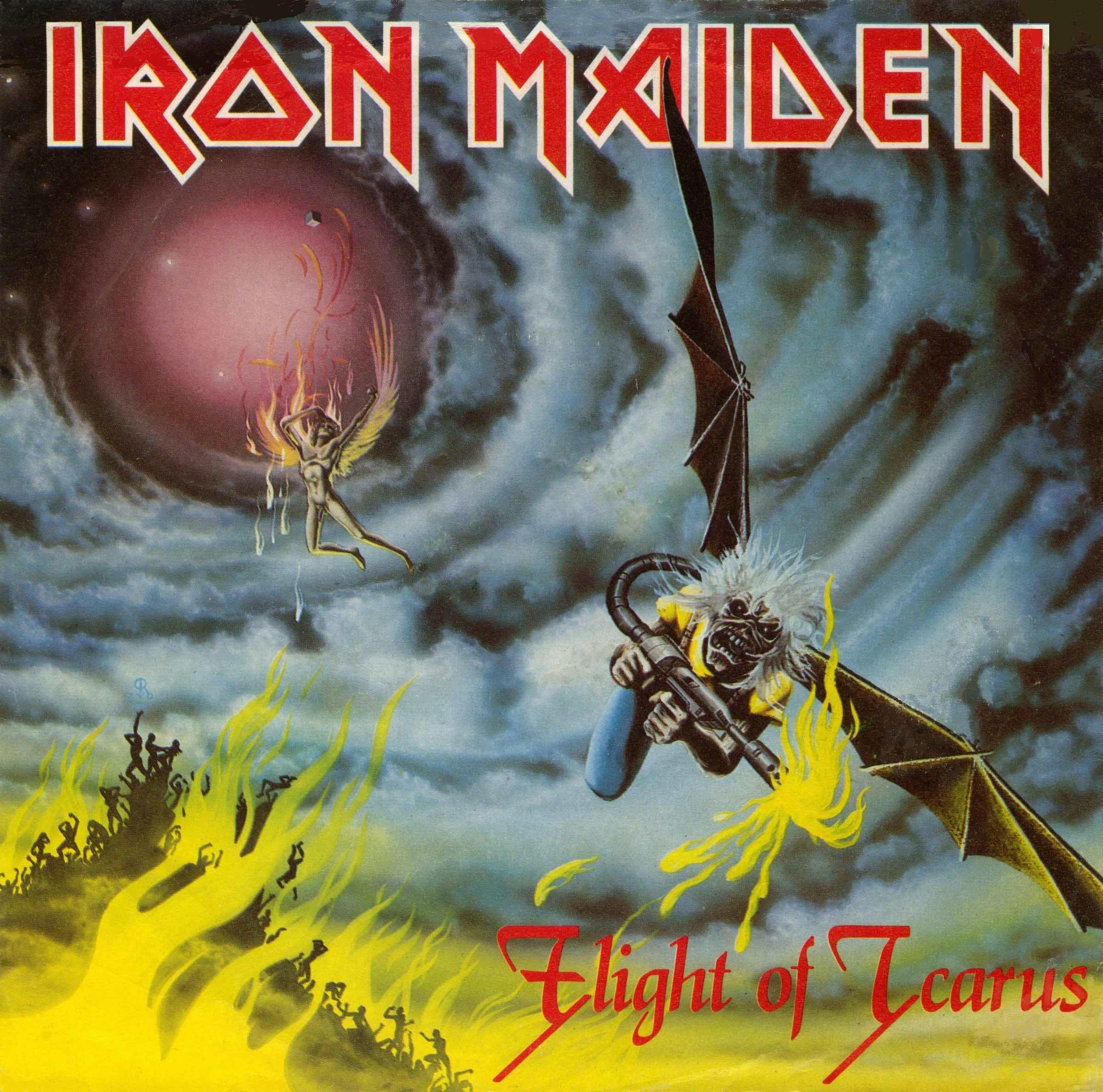 Iron Maiden Icarus