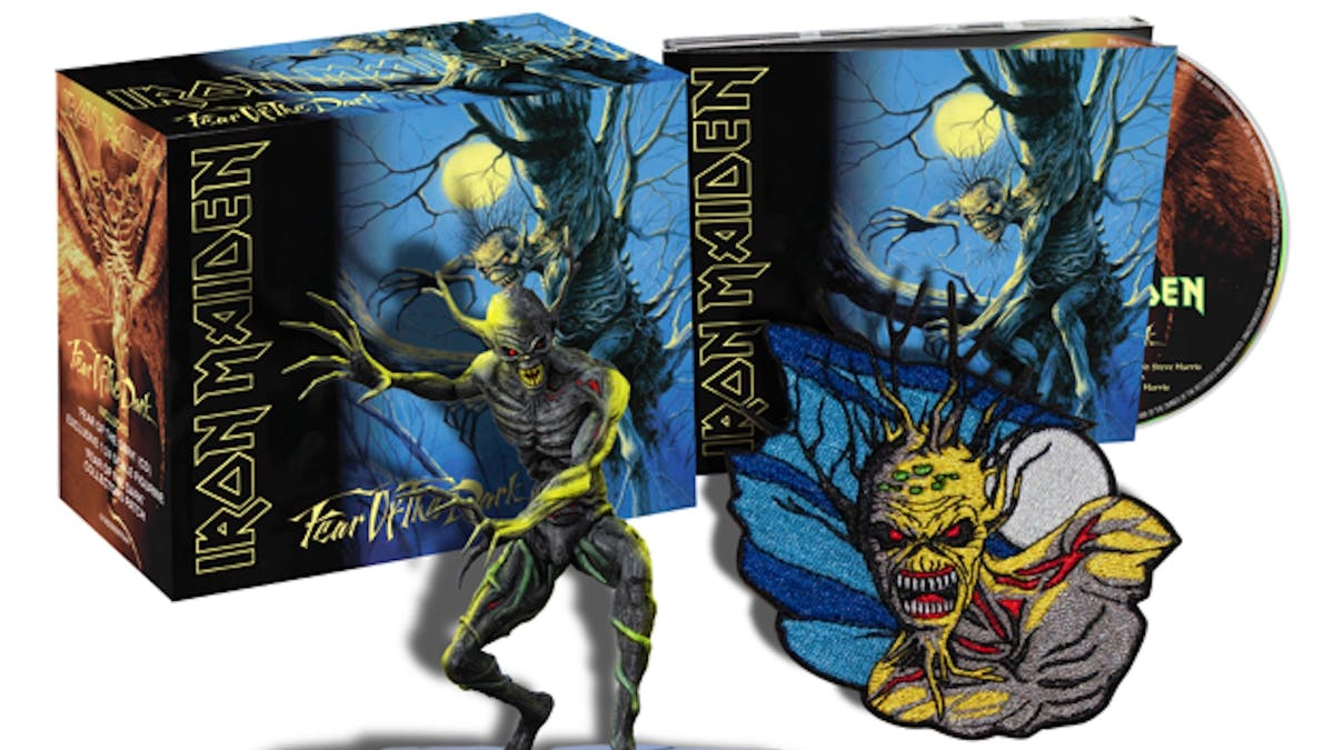 Iron Maiden Announce Third Remastered Studio Collection Set