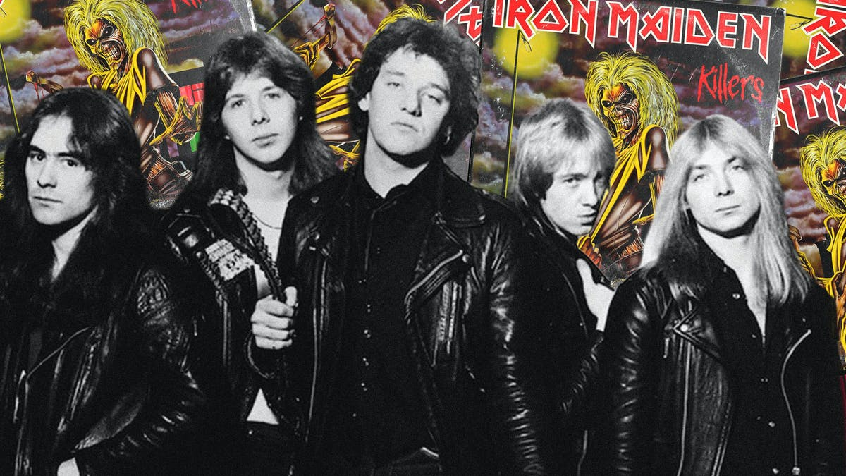 The Story Behind Killers By Iron Maiden — Kerrang!