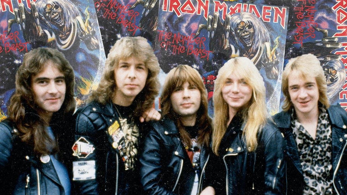 The Story Behind Number Of The Beast By Iron Maiden — Kerrang!