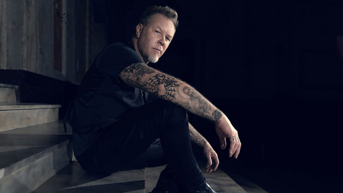 Serial Killer Movie Starring James Hetfield To Premiere At Sundance Film Festival