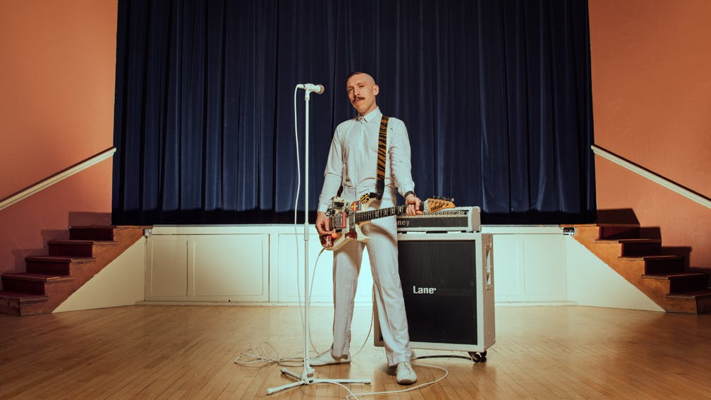Jamie Lenman Teams Up With Employed To Serve's Justine Jones For New Single