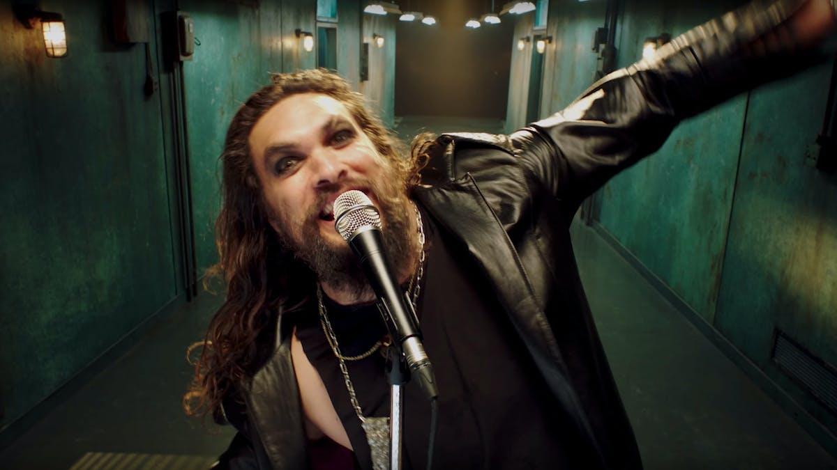 Watch Jason Momoa Play Ozzy Osbourne In New Music Video — Kerrang!