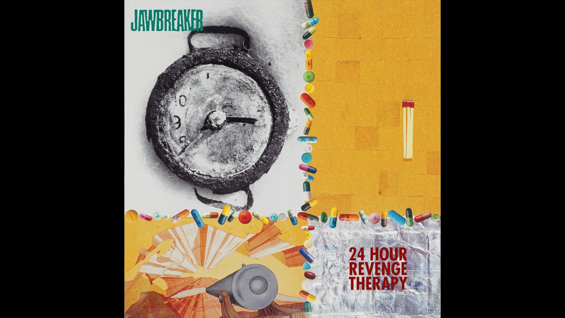 36. Jawbreaker - 24 Hour Revenge Therapy (2004)
