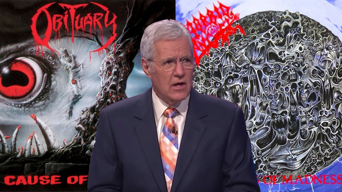 Morbid Angel And Obituary Were Featured As A Jeopardy! Question