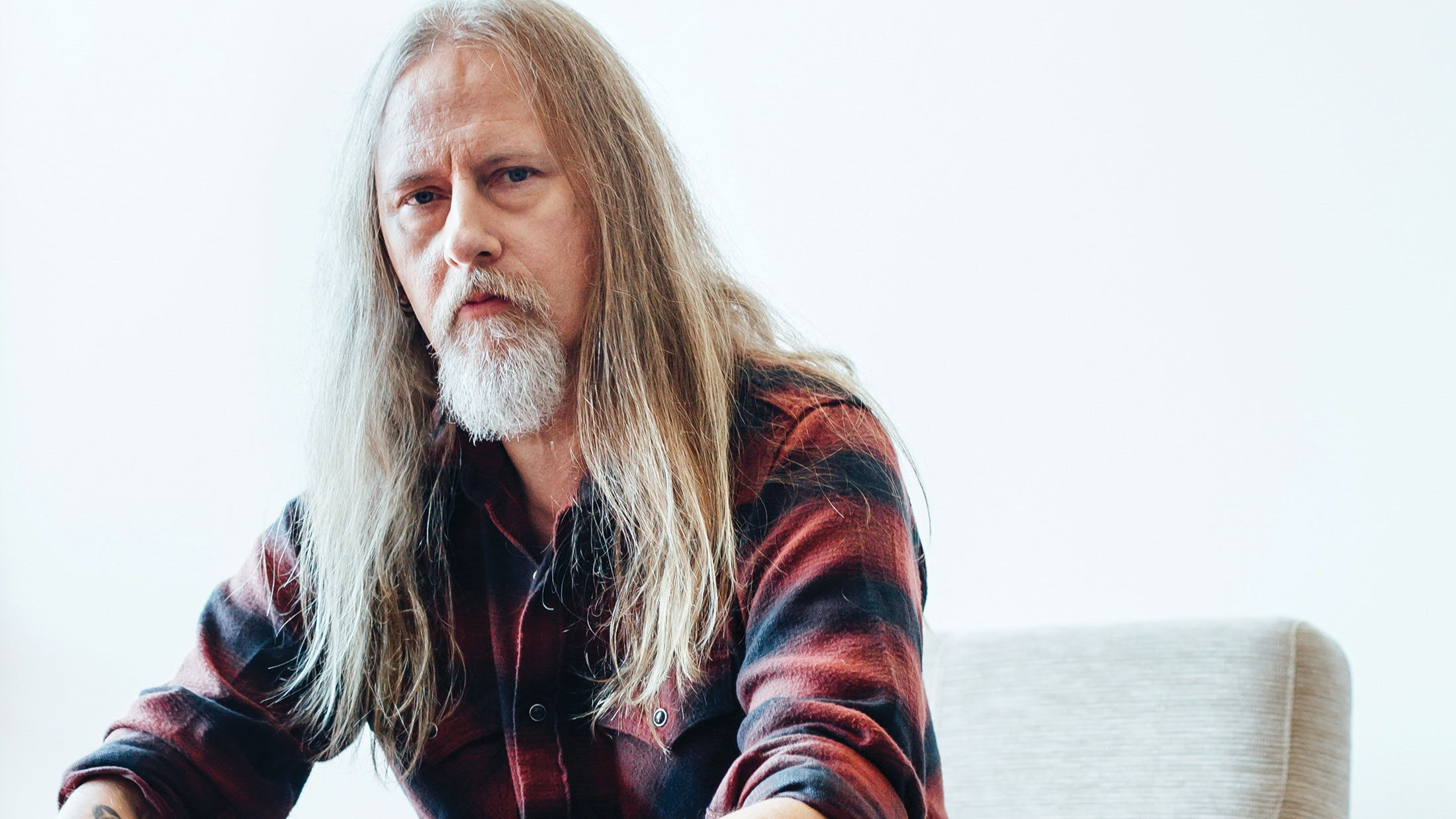 """Jerry Cantrell: """"I Knew What Being A Rock Star Was From An Early Age, I Knew It Wasn't A Safe Path, But I've Always Been A Gambler"""""""