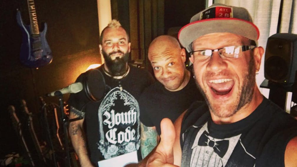 Former Killswitch Engage Frontman Howard Jones Joins The Band In The Studio