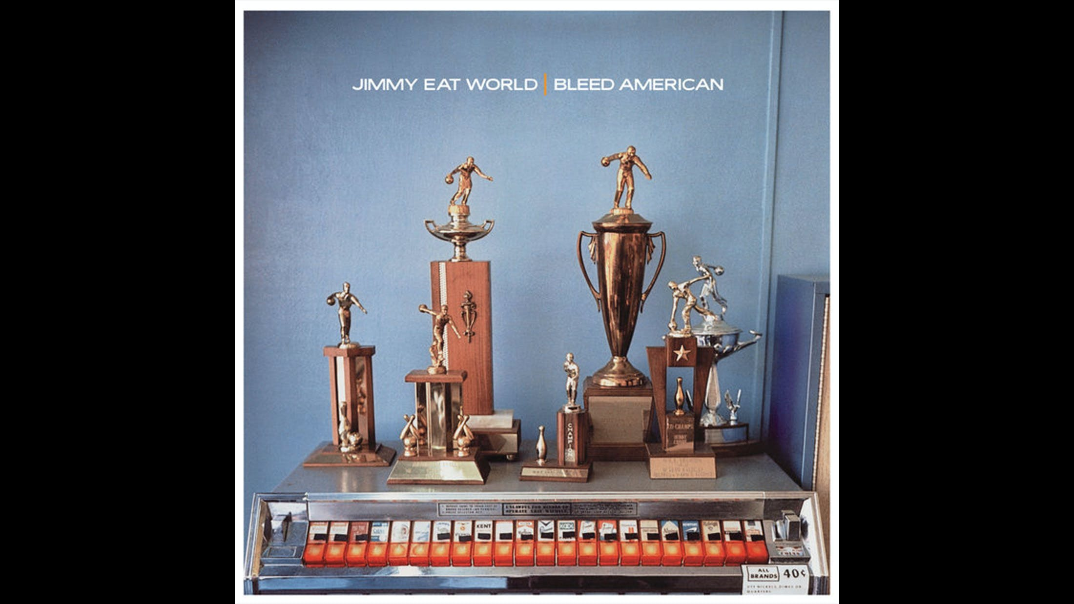 32. Jimmy Eat World - Bleed American (2001)