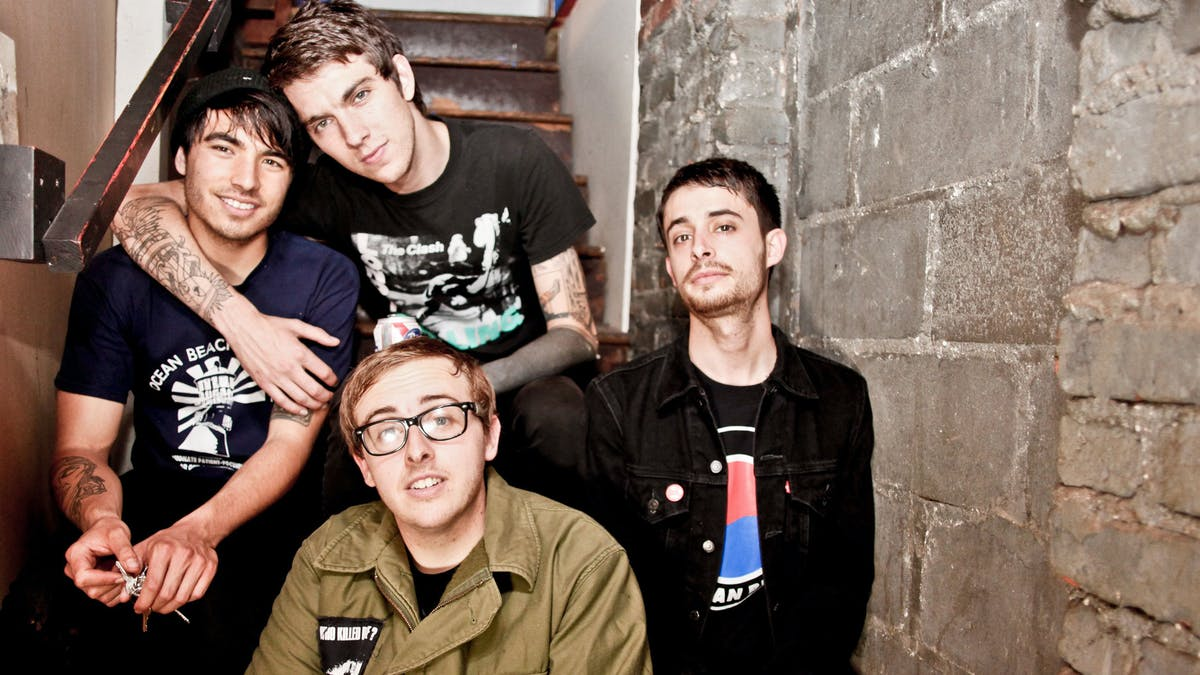 Joyce Manor Announce New Compilation Album, Songs From Northern Torrance — Kerrang!