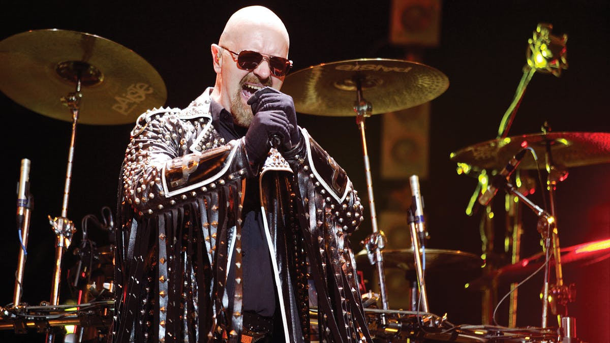 """Rob Halford On America's Homophobic Christian Right: """"They Want You To Be Scared, And I Refuse To Be"""""""