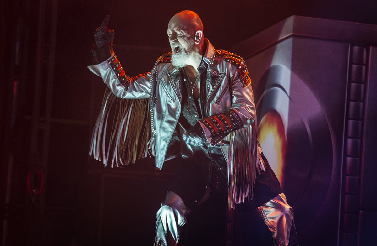 "Rob Halford On Ex-Judas Priest Members Appearing On 50th Anniversary Tour: ""Anything Can Happen"""