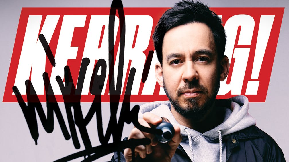 K!1763 – Mike Shinoda Is Your Guest Editor!
