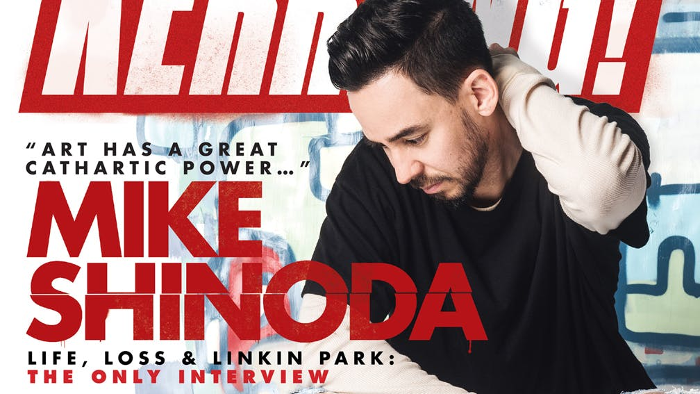 K!1714: Mike Shinoda – Life, Loss And Linkin Park