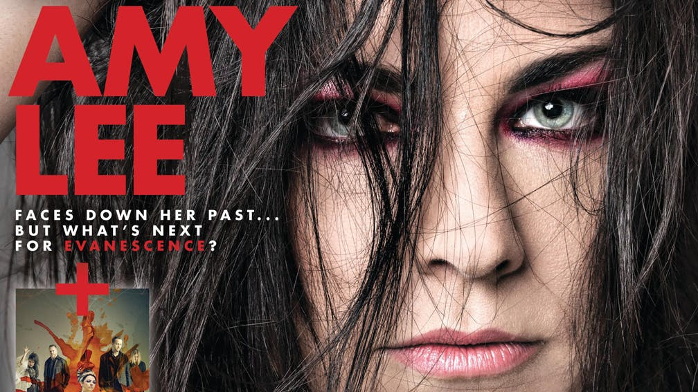 K!1717: Amy Lee Faces Down Her Past…